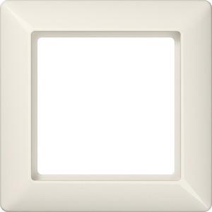1-fach Rahmen Serie AS weiß glänzend