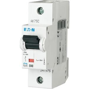 Eaton Leitungsschutzschalter 40A 1-polig C-Char
