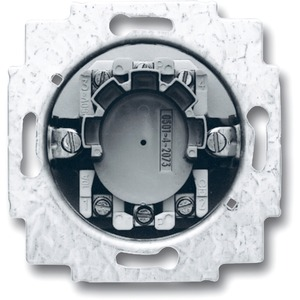 Unterputz Jalousieschalter Profilhalbzylinder 2-polig