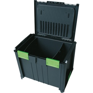 "ABS-Kunststoffbox ""SysCon XL"" variabel"