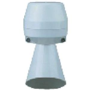 Hupe hellgrau mit Trichter IP32 88dB 0,06A
