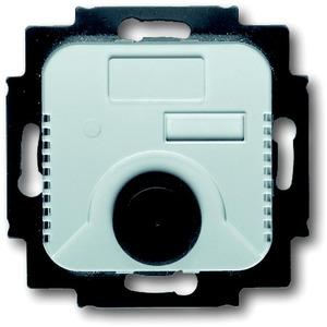 Busch-Jaeger Unterputz Raumtemperaturregler-Einsatz mit Wechselkontakt
