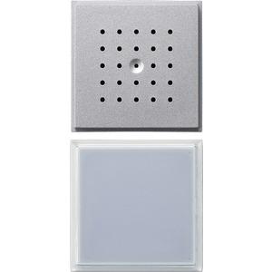 Türstation 1-fach für TX_44 (WG UP) Farbe Aluminium