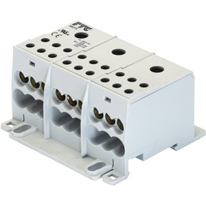 Alu-Kompaktverteiler 3-polig 115A