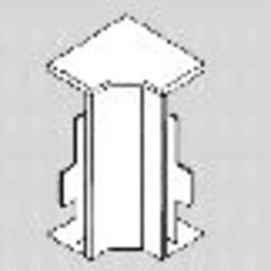 DOMUS/LFS Leitungsführungskanal-System aus verzinktem Stahlblech