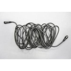QuickFix 3+ Verlängerung 2x5mm schwarzes Kabel