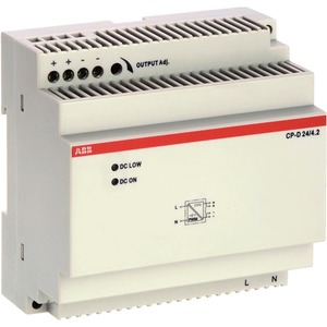 Netzteil In: 100-240VAC Out: 24VDC/4.2A