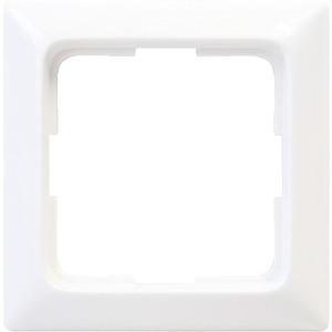 Rahmen 1-fach Creo ultraweiß