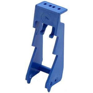 Haltebügel Kunststoff blau für Fassungen 95.83.3/95.85.3 Serie 95