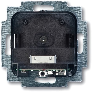 AudioWorld Unterputz Einsätze iDock