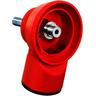 Werkzeug Staubabsaugung Bohrfuttteraufnahme mit Sechskant Schlüsselwei