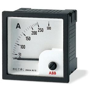 ABB Sace Einbau-Amperemeter AMT1-A1-25/72