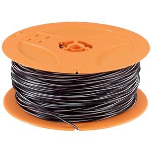 Lapp PVC - Aderleitung mit Farbwendel 250m Spule 0,75mm² rot/weiß