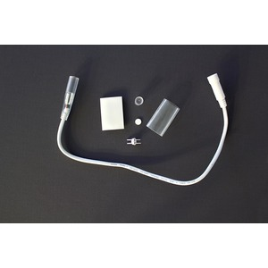 QuickFix Rope Light Adapter 0,5m weißes Kabel