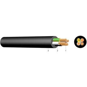 Gummi Schlauchleitung mittel GMSUÖ-J 5X1,5 schwarz 100m Bund