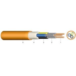 Halogenfreies Kabel E90/FE180 NHXH-J 4x50 RM