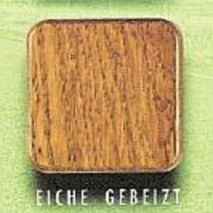 Wippe Holz für Aus- Wechsel- Kreuzschalter Eiche gebeizt