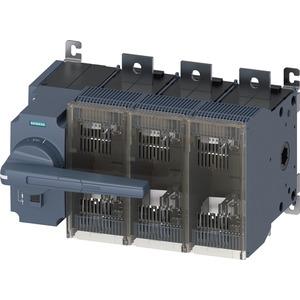 Lasttrennschalter mit Sicherung 630A BG 5 - 3p für NH-Sich. Gr. 2 / 3