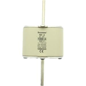 Sicherungseinsatz Niederspannung 1000 A AC 500 V NH4