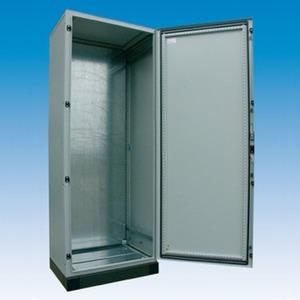 Anreihverteiler Schrank TSRM mit Tür 400 x 2000 x 1000 mm