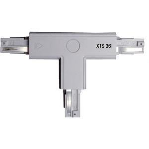 NOA Verbinder-T weiß mit Einspeisungsmöglichkeit XTS 36-3