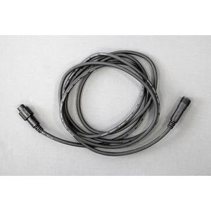 QuickFix 3+ Verlängerung 3m schwarzes Kabel