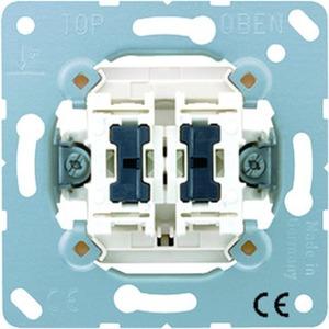Wipp-Kontrollschalter 10 AX 250 V ~ Serie 2 Glimmlampen