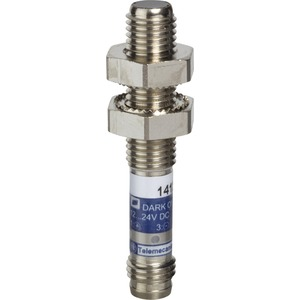 Sensor Lichttaster Sn 0,05m  12-24 V DC M8
