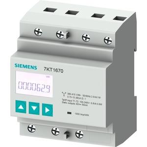 E-Zähler  L-L 400 V / L-N 230 V / 80 A M-bus + MID eigenversorgt