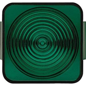 Haube für Lichtsignal E 10 grün