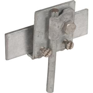 Falzklemme mit Klemmbock St/tZn Rd. 6-10 mm