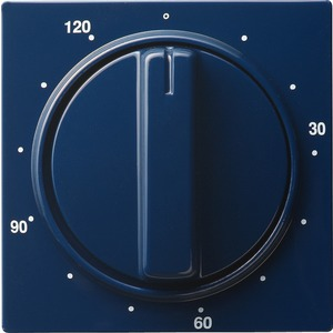 Abdeckung Zeitschalter 120 Min. für S-Color blau