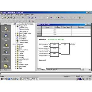 Software MICRO/WIN V4.0