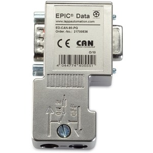 EPIC® Data CAN-Bus Steckverbinder ED-CAN-90-PG