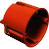 Geräte-/Verbindungsdose Hohlwand Ø68mm H61mm PP orange