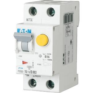 Eaton FI/LS-Schalter 32A C-Char. 30mA PKNM-32/1N/C/0,03-G