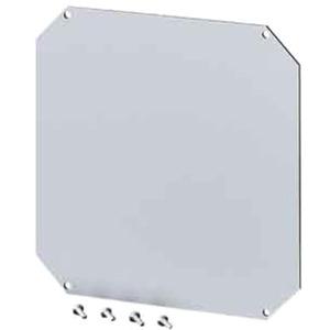 MI Zubehör Montageplatte Isolierstoff 4 mm stark MI MP 2 Gr. 2-8