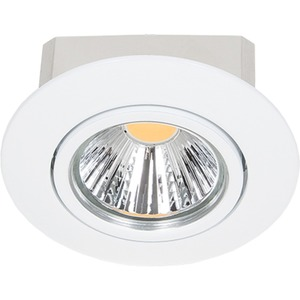Nobile LED Downlight schwenkbar A 5068 T Flat weiß