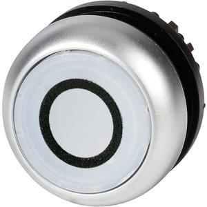Leuchtdrucktaste M22-DL-W