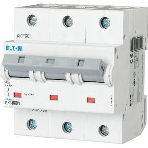 Eaton Leitungsschutzschalter 80A 3-polig C-Char