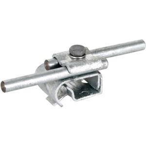 Dachrinnenklemme Ø 16-22 mm Rd. 8-10 mm St/tZn