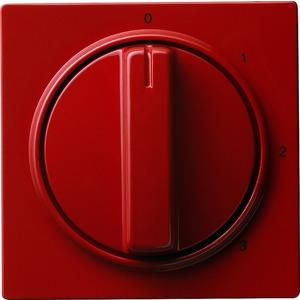 Abdeckung Knebel 3-Stufen 0/1/2/3 für S-Color rot