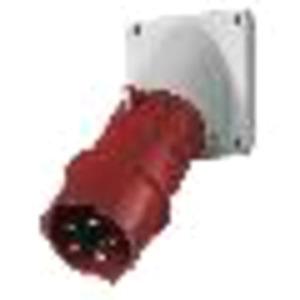CEE-Anbaugerätestecker 16A 5p 400V 6h IP44