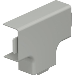 T-Stückhaube 25x25mm PVC reinweiß RAL 9010