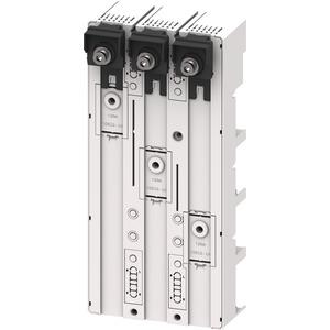 Geräteadapter MCCB 630A für 3VA13/14/53/54/23/24/63/64 300x140mm