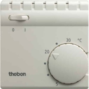 theben t7080001 theben raum thermostate umschaltkontakt f r heizen bzw k hlen sch cke. Black Bedroom Furniture Sets. Home Design Ideas