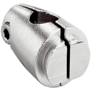 Klemmhalter BEF-KHS-KH3N für Stangendurchmesser 12 mm aus Edelstahl