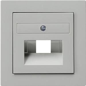 Abdeckung UAE/IAE/ISDN für S-Color grau