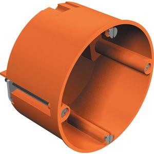 Gerätedose Hohlwand Ø68mm H45mm PP orange