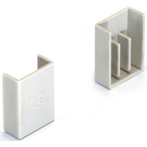 Endkappe für 2-u.3-polige Phasenschienen EVB